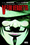 V for Vendetta New (New Edition Tpb) Cover