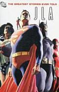 Greatest Stories Ever Told JLA