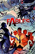 Arabian Nights (and Days) (Fables #07) Cover