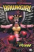Hawkgirl: The Maw (Hawkgirl) by Walter Simonson