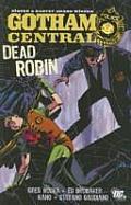 Dead Robin Batman Gotham Central Volume 5