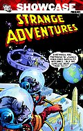 Showcase Presents #1: Strange Adventures Cover