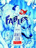Fables Covers The Art Of James Jean Volume 1