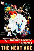 Justice Society Of America Volume 1 The Next Age
