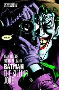 Killing Joke  :Batman 20th anniversary Cover