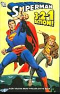 3-2-1 Action (Superman) by Kurt Busiek