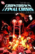 Countdown To Final Crisis #03 by Paul Dini