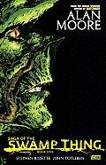 Saga Of The Swamp Thing 01