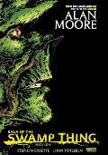 Saga of the Swamp Thing 1