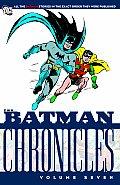 Batman Chronicles Volume 7