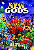 Death Of The New Gods SC by Jim Starlin