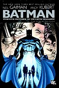 Batman: Whatever Happened to the Caped Crusader? Deluxe Edition Cover