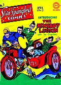 Newsboy Legion Volume 1 Featuring Joe Simon