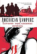 American Vampire #01 by Scott Snyder and Stephen King and Rafael Albuquereque