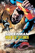 War of the Supermen (Superman Limited Gns) Cover