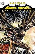 Batman Bruce Wayne The Road Home