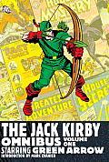 Jack Kirby Omnibus Volume 1