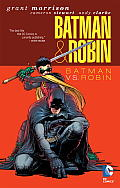 Batman &amp; Robin: Batman vs. Robin (Batman &amp; Robin) Cover