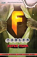 Super Team Fables 16