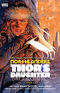 Northlanders #06: Thor's Daughter and Other Stories Cover