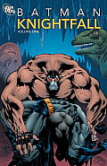 Batman: Knightfall Vol. 1 (Batman Knightfall) by Doug Moench