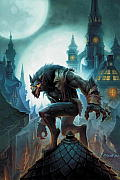 World of Warcraft: Curse of the Worgen (World of Warcraft) Cover