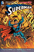 Superman Volume 1 What Price Tomorrow The New 52