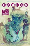 Fables #17: Inherit the Wind Cover