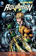 Trench Aquaman Volume 1 the New 52