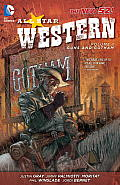 All Star Western, Volume 1: Guns and Gotham (New 52!) Cover