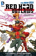 Red Hood & the Outlaws Volume 1 REDemption The New 52