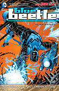 Blue Beetle #01: Metamorphosis Cover