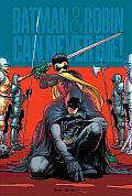 Absolute Batman & Robin Batman Reborn