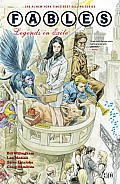 Legends in Exile Fables 01
