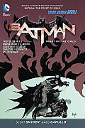 Batman Night of the Owls The New 52