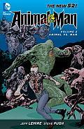 Animal Man Volume 2 Animal Vs Man The New 52