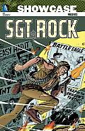 Showcase Presents Sgt Rock Volume 4