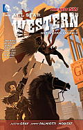 All Star Western Vol. 2: The War of Lords and Owls (the New 52)