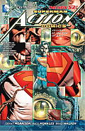 Superman - Action Comics Vol. 3: At the End of Days (the New 52) (Superman-Action Comics)