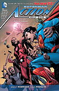 Superman - Action Comics Vol. 2: Bulletproof (the New 52) (Superman-Action Comics)