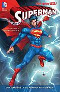 Superman Volume 2 Secrets & Lies The New 52