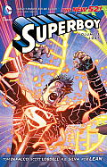Superboy Volume 3 Lost The New 52