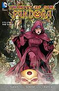 Trinity of Sin Pandora Volume 1 the New 52