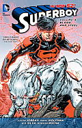 Superboy #04: Blood and Steel
