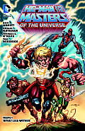 He-Man and the Masters of the Universe, Volume 4: What Lies Within