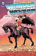 Wonder Woman Vol. 5: Flesh (the New 52) (Wonder Woman)