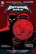 Batman and Robin, Volume 5: The Big Burn
