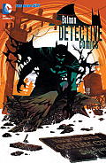 Batman: Detective Comics, Volume 6: Icarus