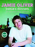 Jamie's Dinners: The Essential Family Cookbook Cover