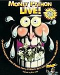 Monty Python Live! Cover